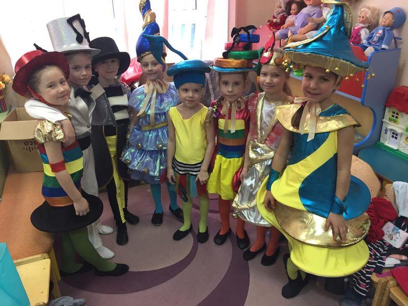 Фестивале детских и юношеских любительских театральных коллективов «Браво,дети!